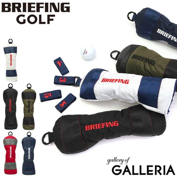 ゴルフ ヘッドカバー BRIEFING   ギャレリア Bag&Luggage   詳細画像1