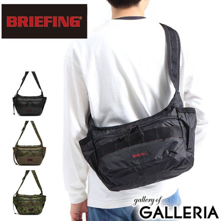 ショルダーバッグ BRIEFING 斜めがけ   ギャレリア Bag&Luggage   詳細画像1
