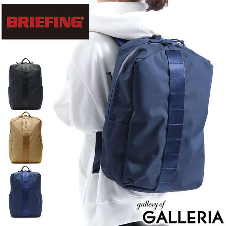 リュック ブリーフィング バックパック   ギャレリア Bag&Luggage   詳細画像1