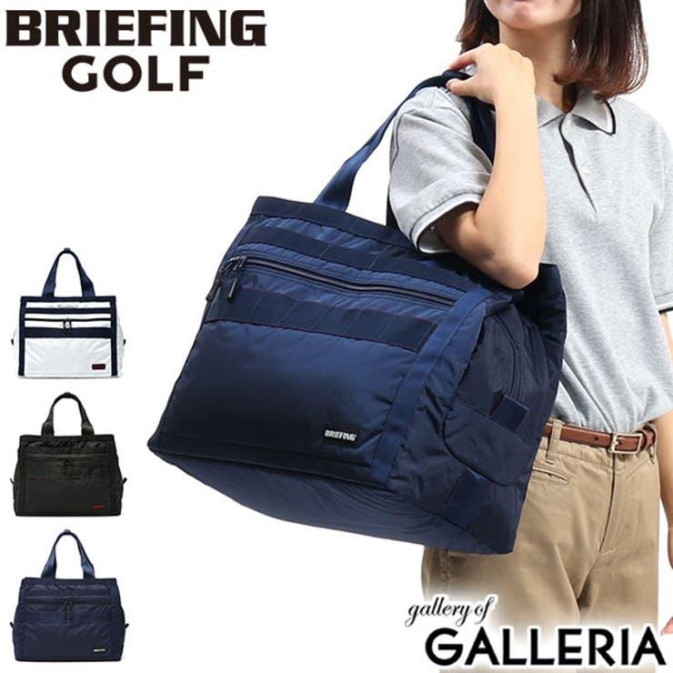ゴルフ トートバッグ BRIEFING   ギャレリア Bag&Luggage   詳細画像1
