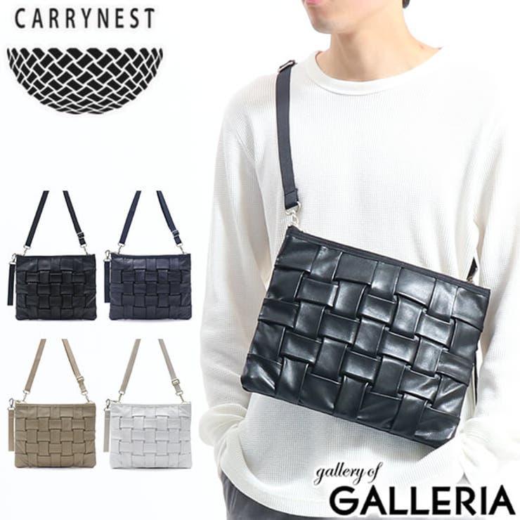 ショルダーバッグ CARRYNEST クラッチバッグ   ギャレリア Bag&Luggage   詳細画像1