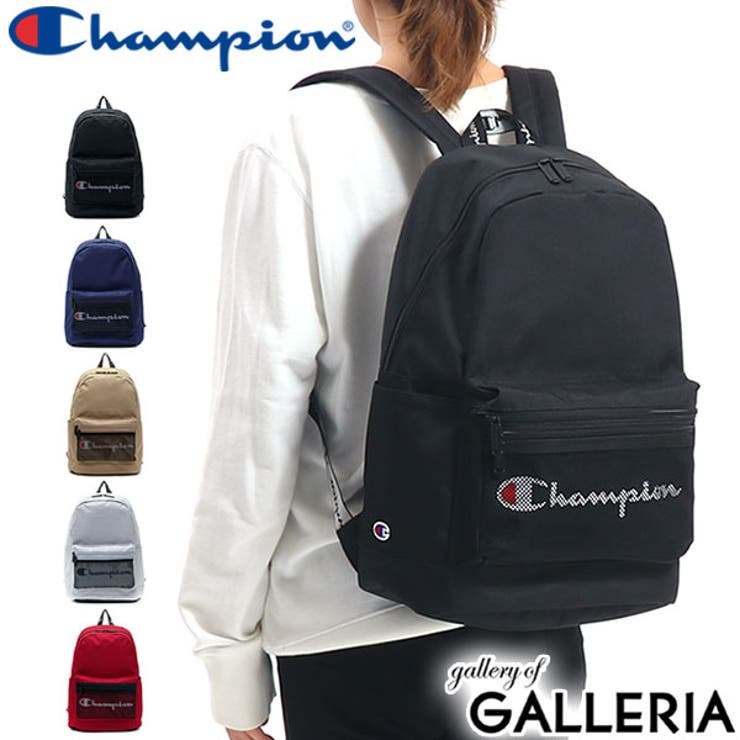 リュック Champion リュックサック | ギャレリア Bag&Luggage | 詳細画像1