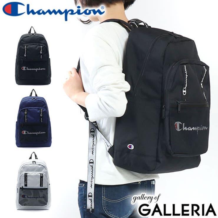 リュック Champion リュックサック   ギャレリア Bag&Luggage   詳細画像1