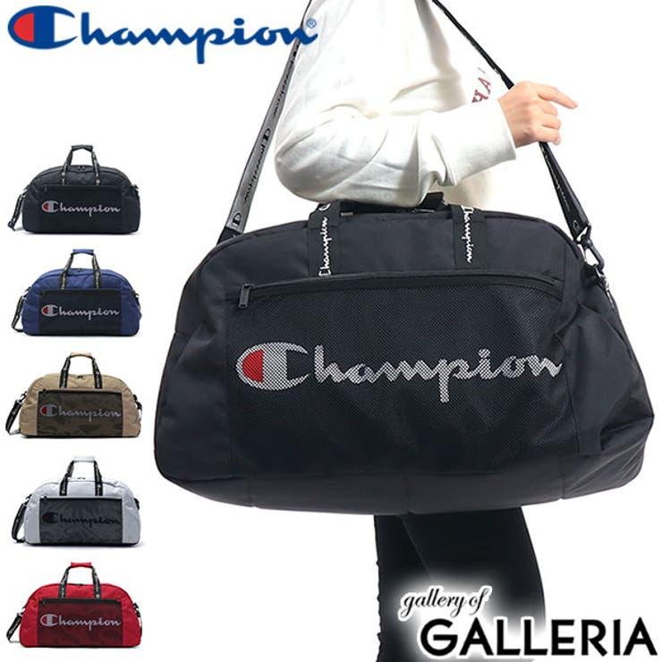ボストンバッグ Champion 2WAY | ギャレリア Bag&Luggage | 詳細画像1