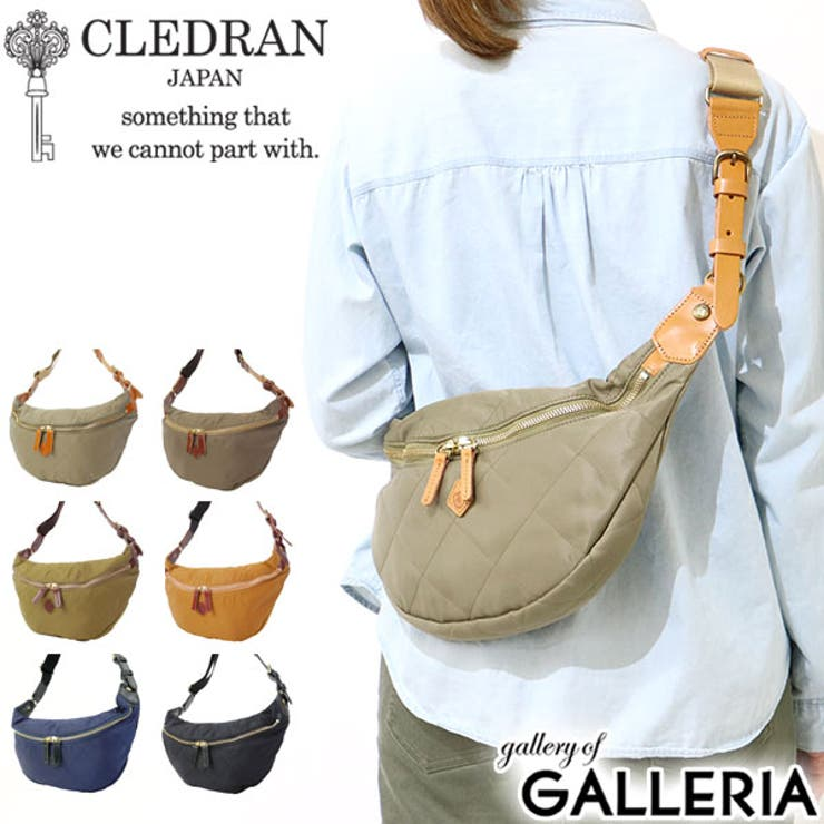 CLEDRAN バッグ ボディバッグ   ギャレリア Bag&Luggage   詳細画像1