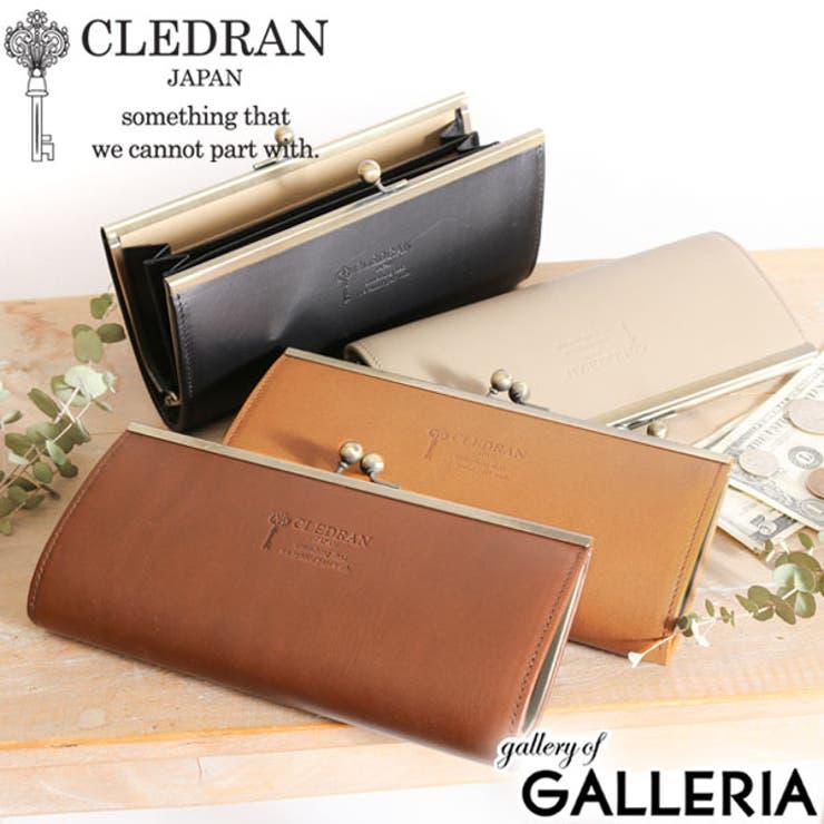 長財布 CLEDRAN 財布   ギャレリア Bag&Luggage   詳細画像1