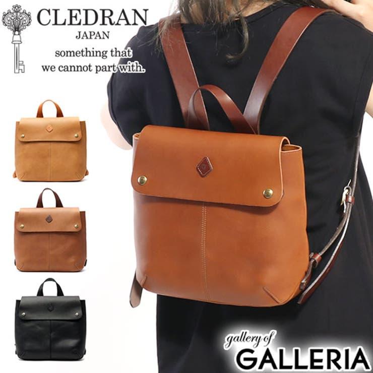 バッグ CLEDRAN リュックサック | ギャレリア Bag&Luggage | 詳細画像1