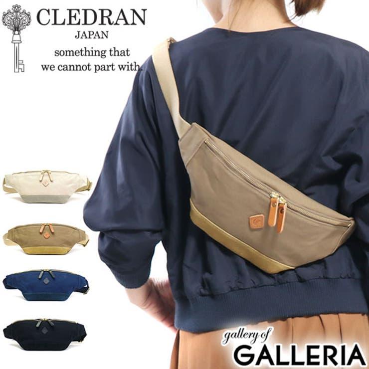 ボディバッグ CLEDRAN RENCO   ギャレリア Bag&Luggage   詳細画像1
