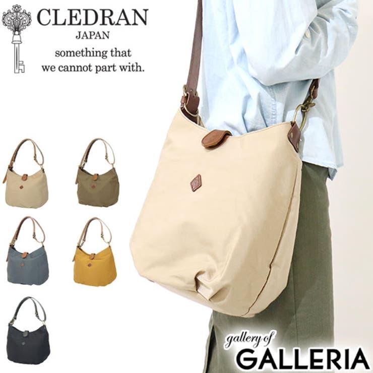 ショルダーバッグ 斜めがけ CLEDRAN   ギャレリア Bag&Luggage   詳細画像1