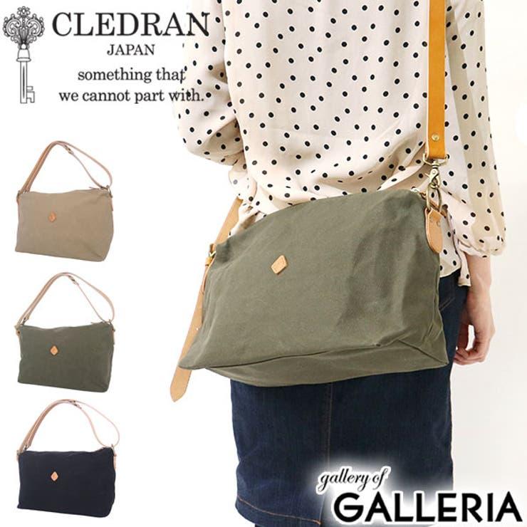 バッグ CLEDRAN ショルダーバッグ   ギャレリア Bag&Luggage   詳細画像1