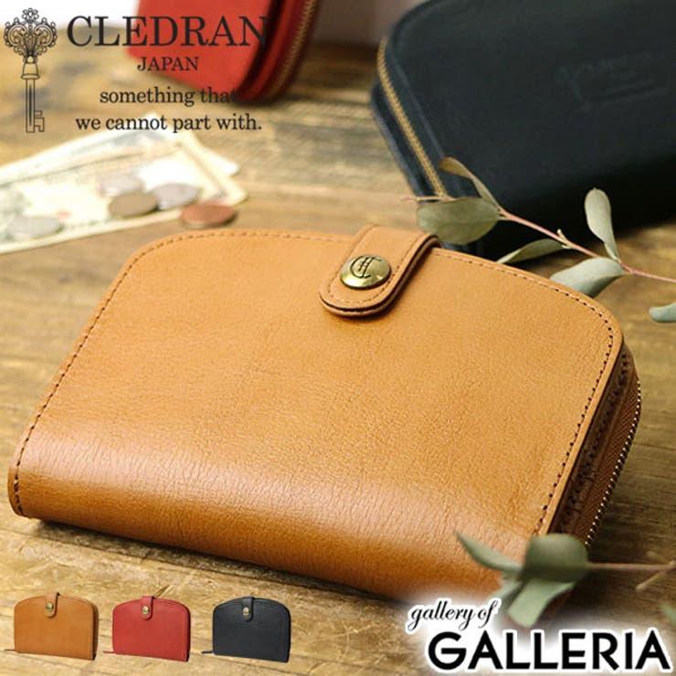 二つ折り財布 CLEDRAN 財布   ギャレリア Bag&Luggage   詳細画像1
