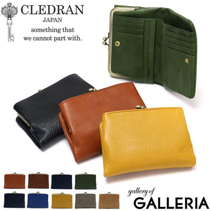 財布 CLEDRAN 二つ折り   ギャレリア Bag&Luggage   詳細画像1