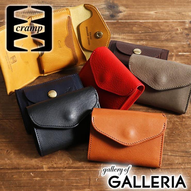 財布 Cramp 三つ折り財布 | ギャレリア Bag&Luggage | 詳細画像1