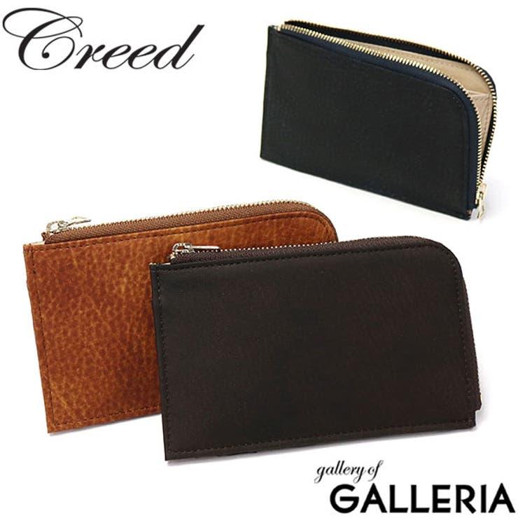 ノベルティ付 カードケース Creed | ギャレリア Bag&Luggage | 詳細画像1
