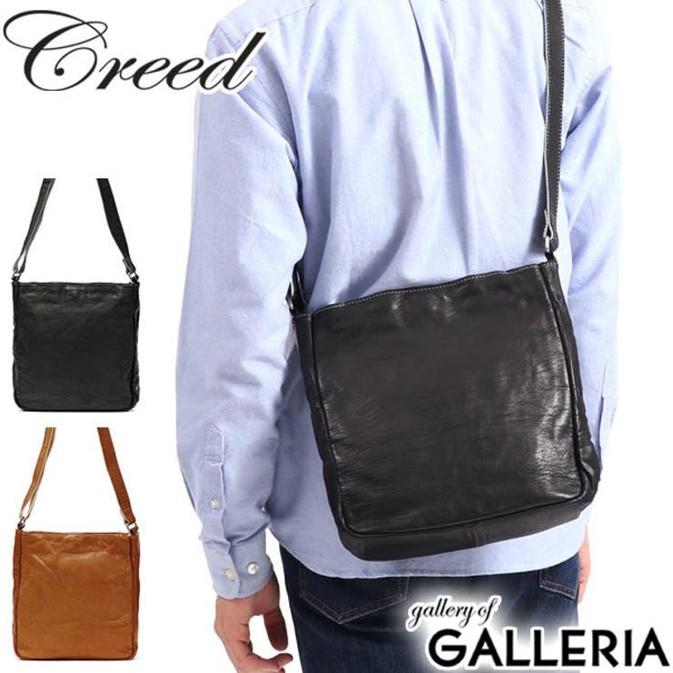 ノベルティ付 ショルダーバッグ Creed   ギャレリア Bag&Luggage   詳細画像1
