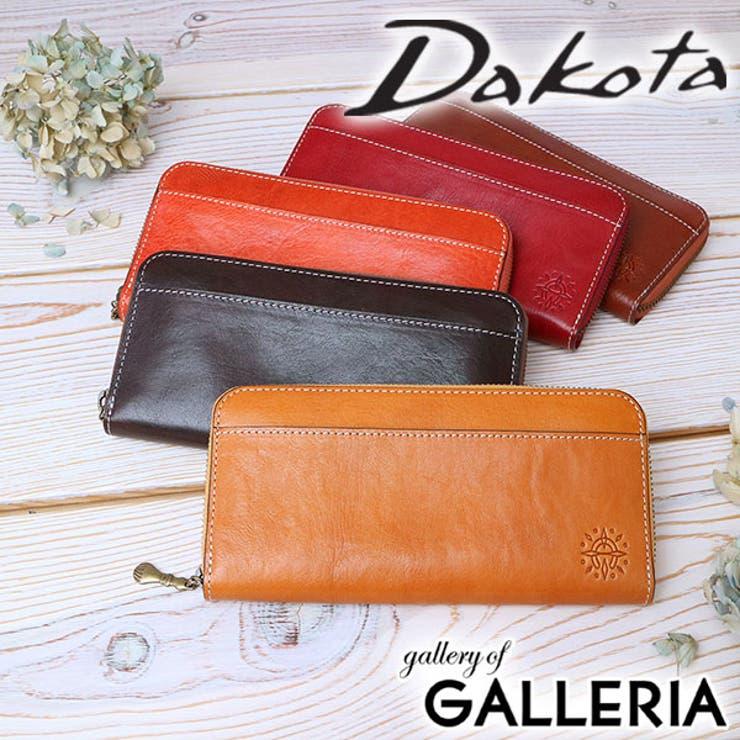 長財布 Dakota ラウンドファスナー   ギャレリア Bag&Luggage   詳細画像1