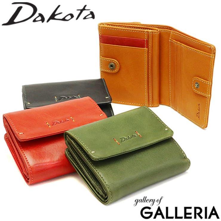 財布 Dakota 二つ折り財布   ギャレリア Bag&Luggage   詳細画像1