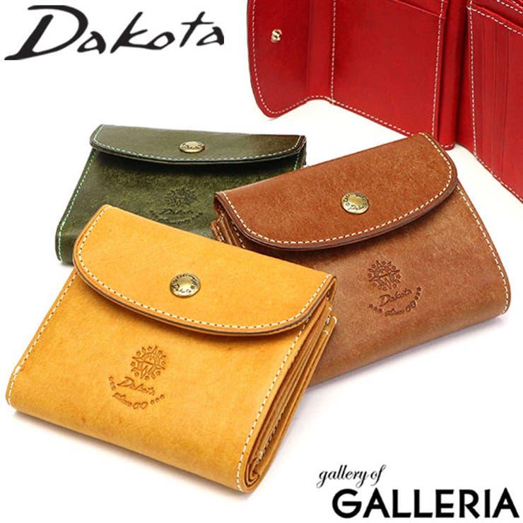 財布 Dakota 二つ折り   ギャレリア Bag&Luggage   詳細画像1