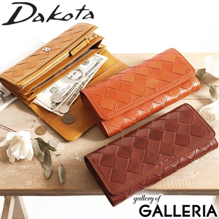 Dakota 長財布 テッセレ | ギャレリア Bag&Luggage | 詳細画像1