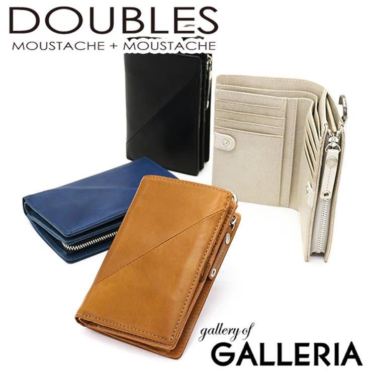 財布 DOUBLES 二つ折り財布   ギャレリア Bag&Luggage   詳細画像1