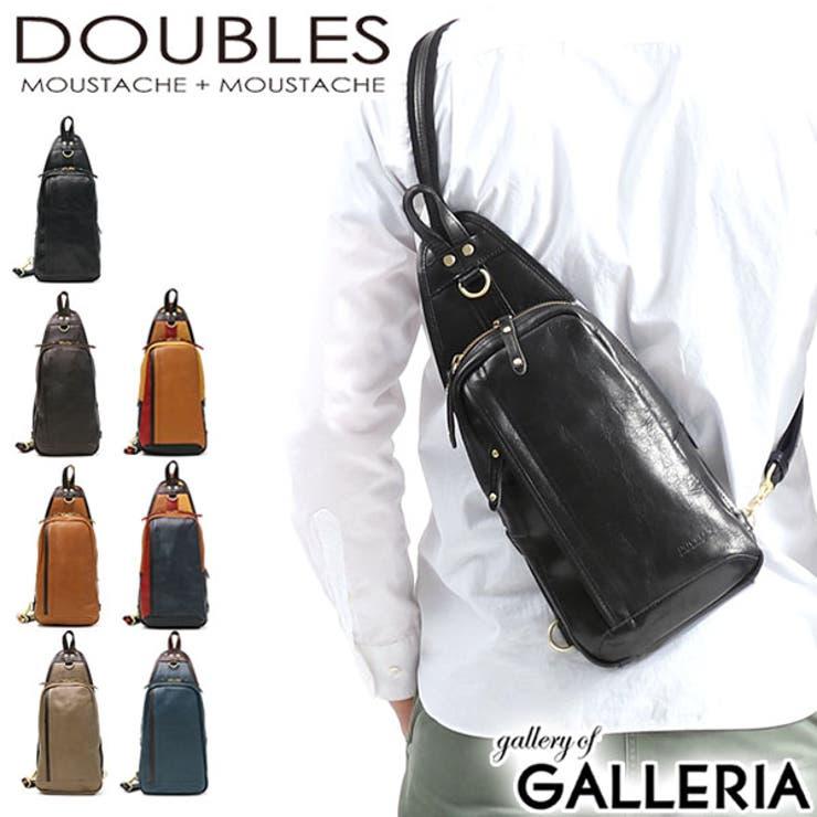 ボディバッグ DOUBLES バッグ   ギャレリア Bag&Luggage   詳細画像1