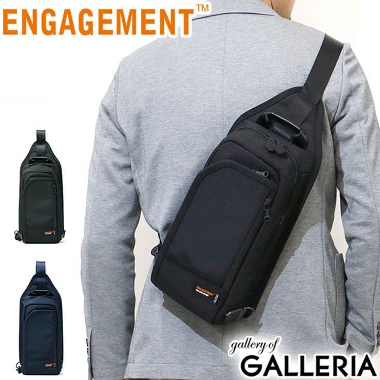 ENGAGEMENT ボディバッグ ワンショルダー | ギャレリア Bag&Luggage | 詳細画像1