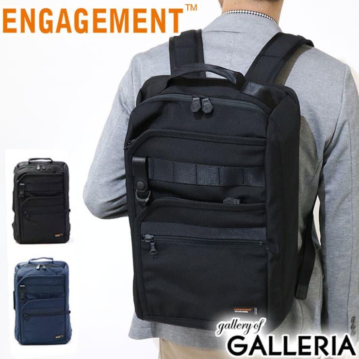 ENGAGEMENT バックパック リュックサック   ギャレリア Bag&Luggage   詳細画像1