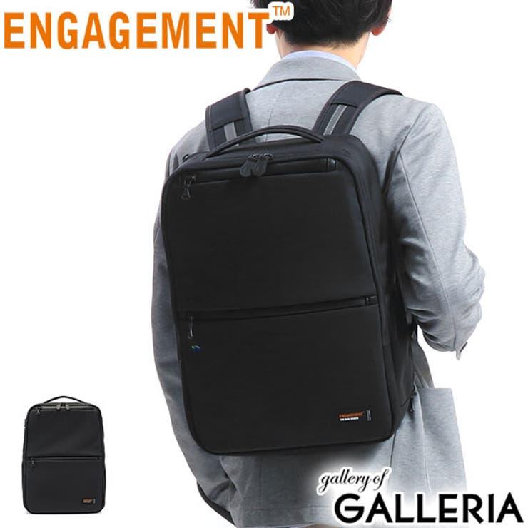 リュック ENGAGEMENT BACKPACK   ギャレリア Bag&Luggage   詳細画像1