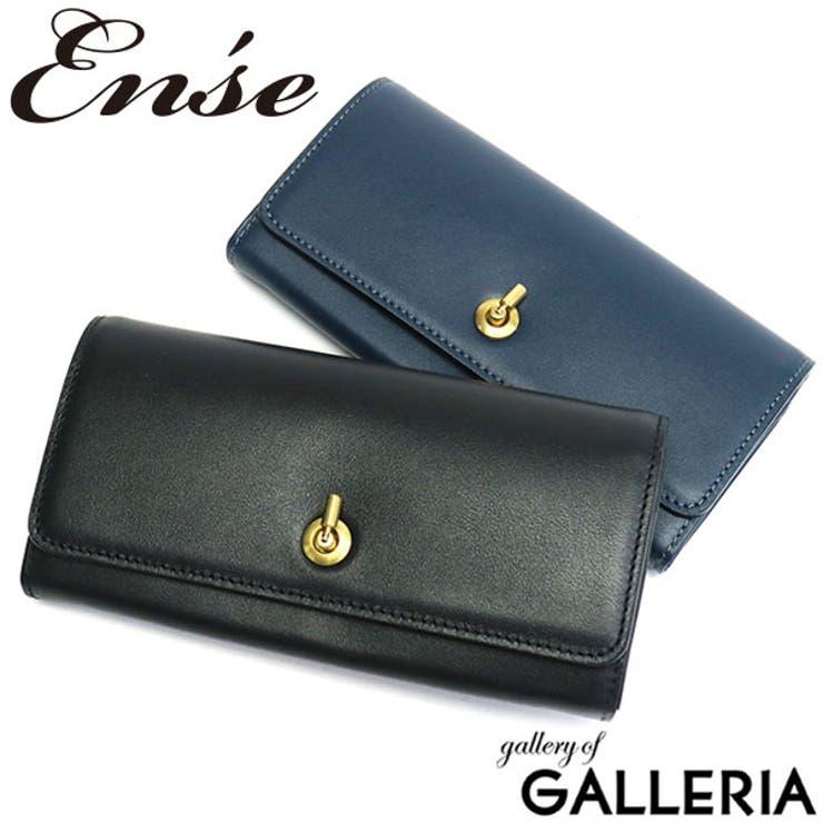 長財布 Ense 財布 | ギャレリア Bag&Luggage | 詳細画像1