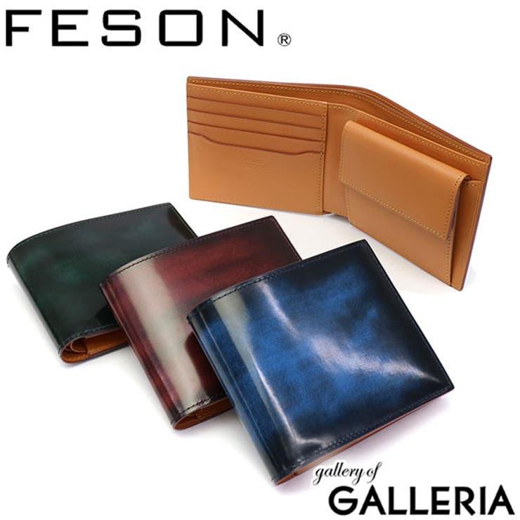 財布 二つ折り財布 アドバン切目   ギャレリア Bag&Luggage   詳細画像1