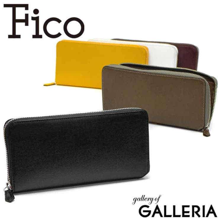 ラウンドファスナー長財布 Fico オルロ | ギャレリア Bag&Luggage | 詳細画像1