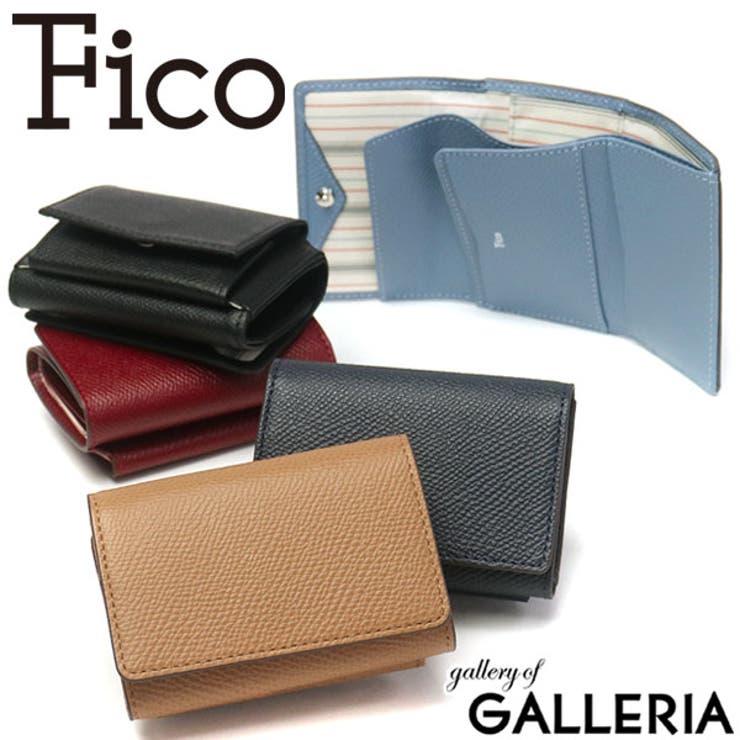 三つ折り財布 Fico イニッジォ | ギャレリア Bag&Luggage | 詳細画像1