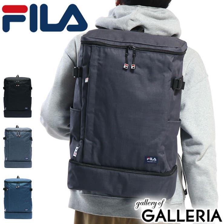 リュック FILA リュックサック   ギャレリア Bag&Luggage   詳細画像1