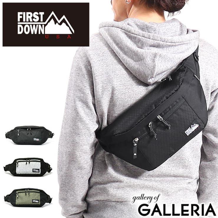 USA ウエストバッグ FIRST   ギャレリア Bag&Luggage   詳細画像1