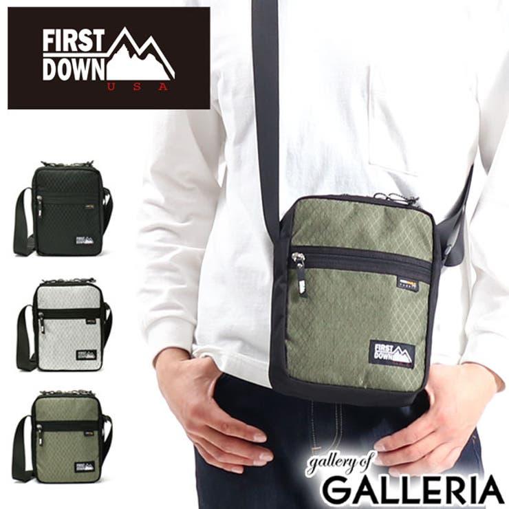 USA ショルダー FIRST   ギャレリア Bag&Luggage   詳細画像1