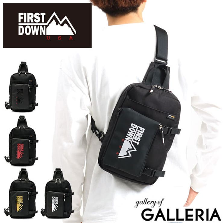 USA ボディバッグ FIRST   ギャレリア Bag&Luggage   詳細画像1