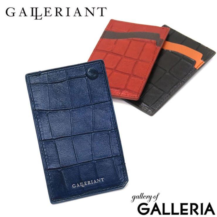 パスケース GALLERIANT カードケース   ギャレリア Bag&Luggage   詳細画像1