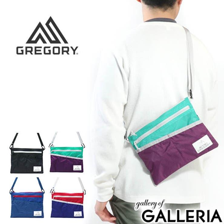 ショルダーバッグ GREGORY サコッシュ   ギャレリア Bag&Luggage   詳細画像1