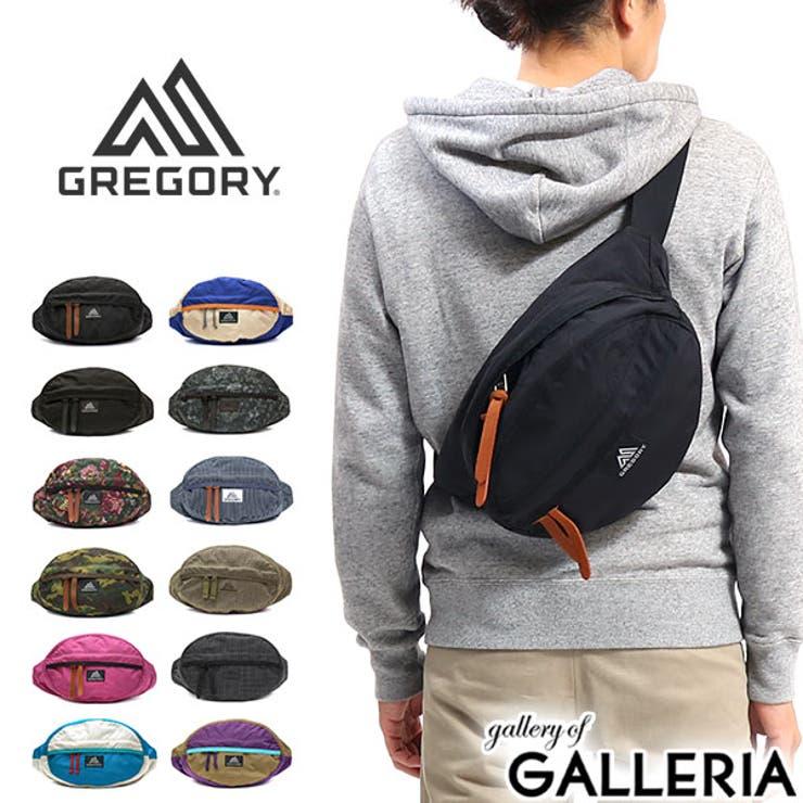 ウエストバッグ GREGORY テールメイトS | ギャレリア Bag&Luggage | 詳細画像1