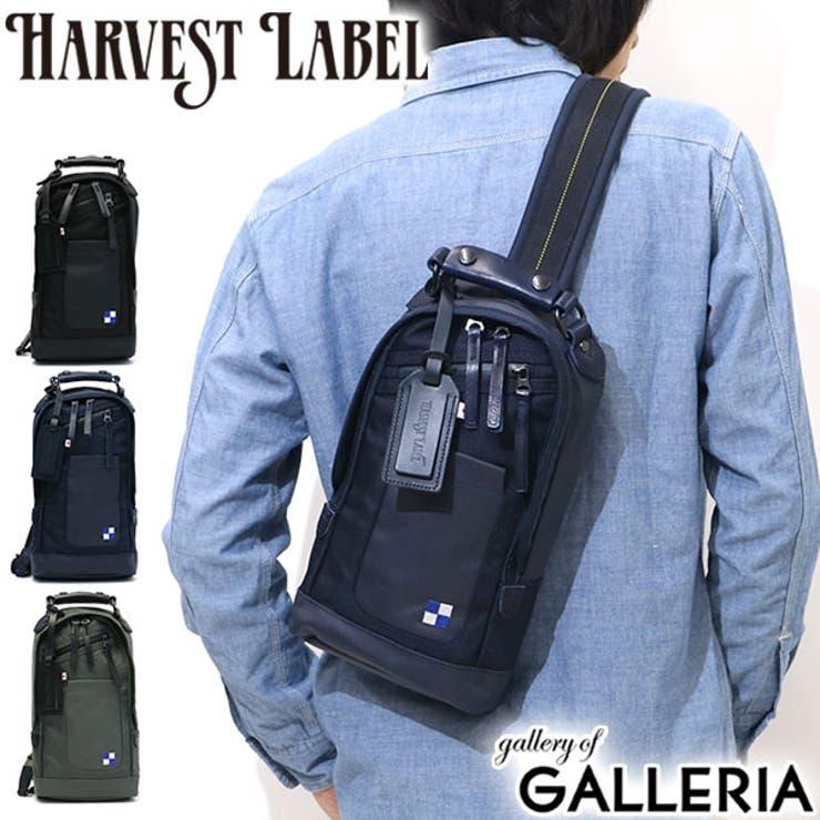 ボディバッグ HARVEST LABEL | ギャレリア Bag&Luggage | 詳細画像1
