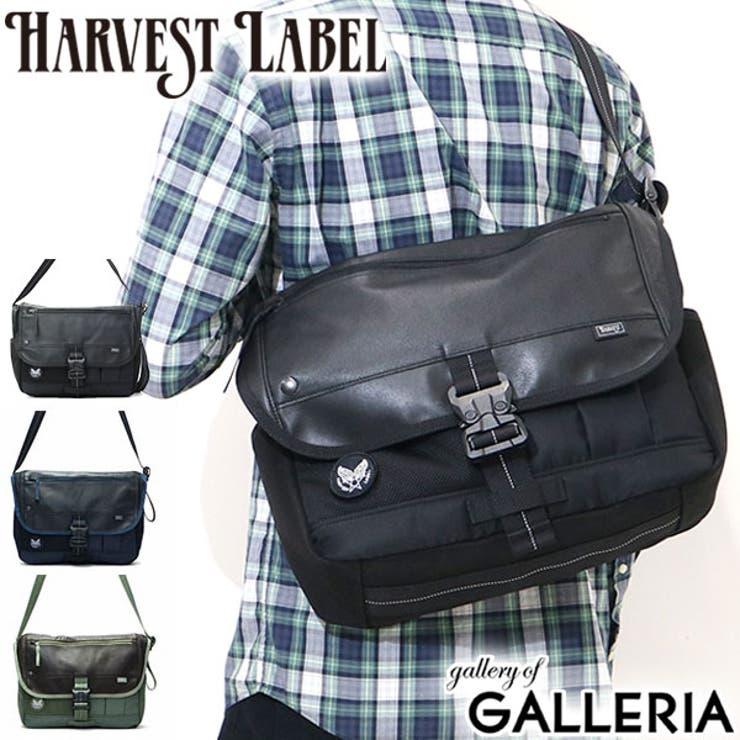 メッセンジャーバッグ HARVEST LABEL | ギャレリア Bag&Luggage | 詳細画像1