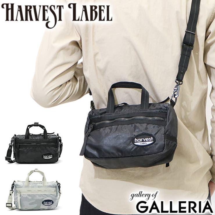 ショルダーバッグ HARVEST LABEL   ギャレリア Bag&Luggage   詳細画像1