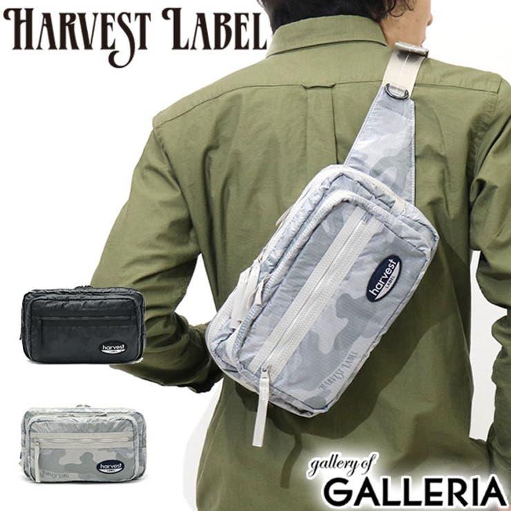 ウエストバッグ HARVEST LABEL | ギャレリア Bag&Luggage | 詳細画像1