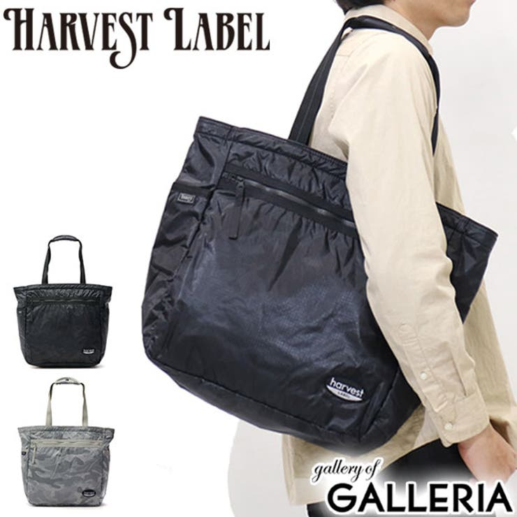 トートバッグ HARVEST LABEL   ギャレリア Bag&Luggage   詳細画像1