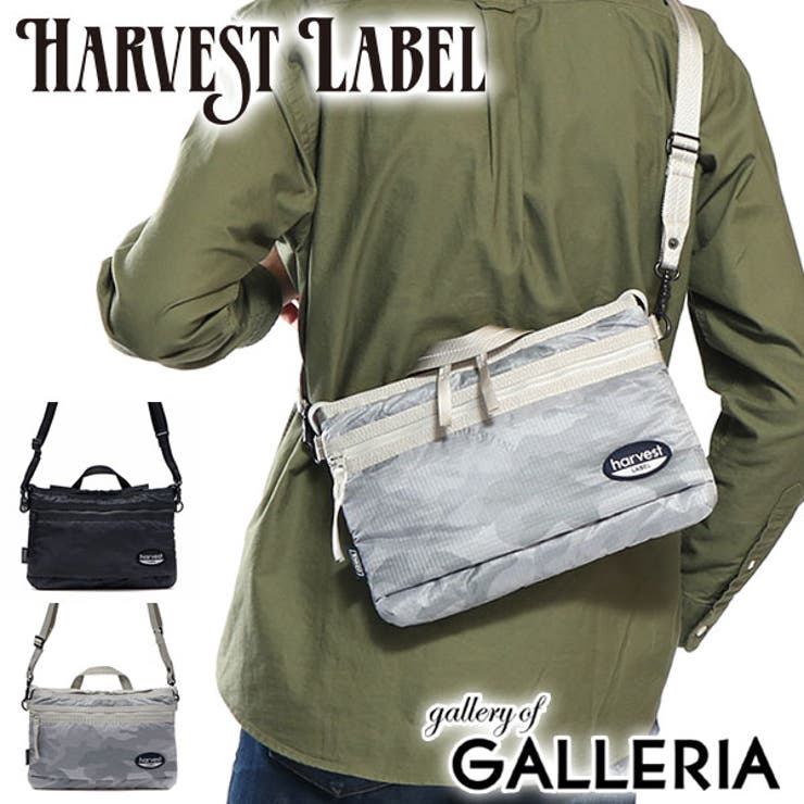 サコッシュ HARVEST LABEL   ギャレリア Bag&Luggage   詳細画像1