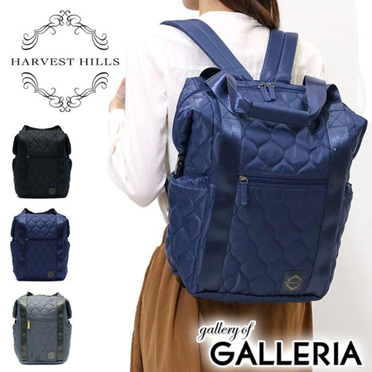 リュックサック HARVEST HILLS   ギャレリア Bag&Luggage   詳細画像1