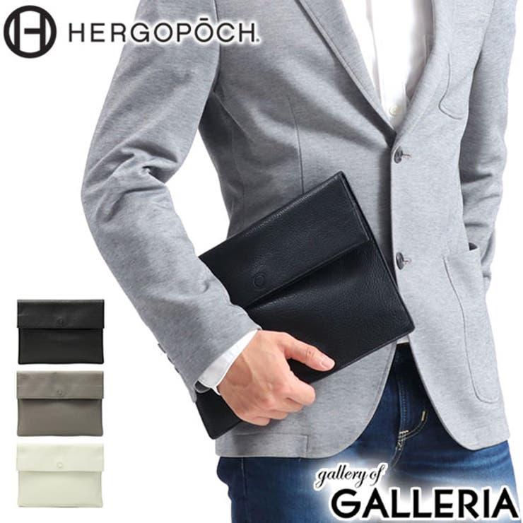 クラッチバッグ HERGOPOCH セカンドバッグ   ギャレリア Bag&Luggage   詳細画像1