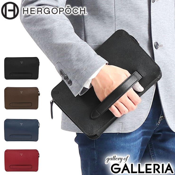 クラッチバッグ HERGOPOCH クラッチショルダー   ギャレリア Bag&Luggage   詳細画像1