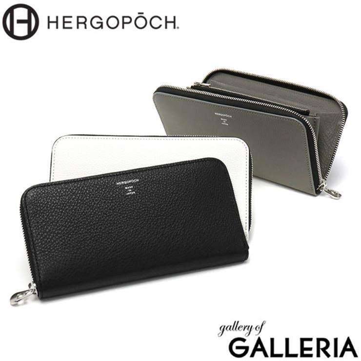 長財布 HERGOPOCH 財布 | ギャレリア Bag&Luggage | 詳細画像1