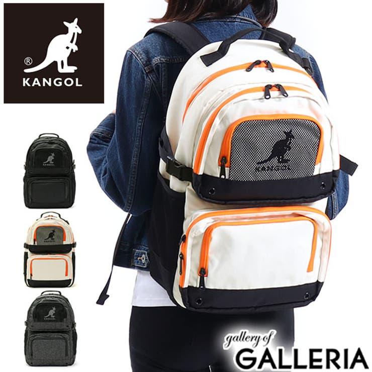 リュック 通学 KANGOL | ギャレリア Bag&Luggage | 詳細画像1
